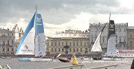 Финальный тур World Match Racing Tour в Санкт-Петербурге