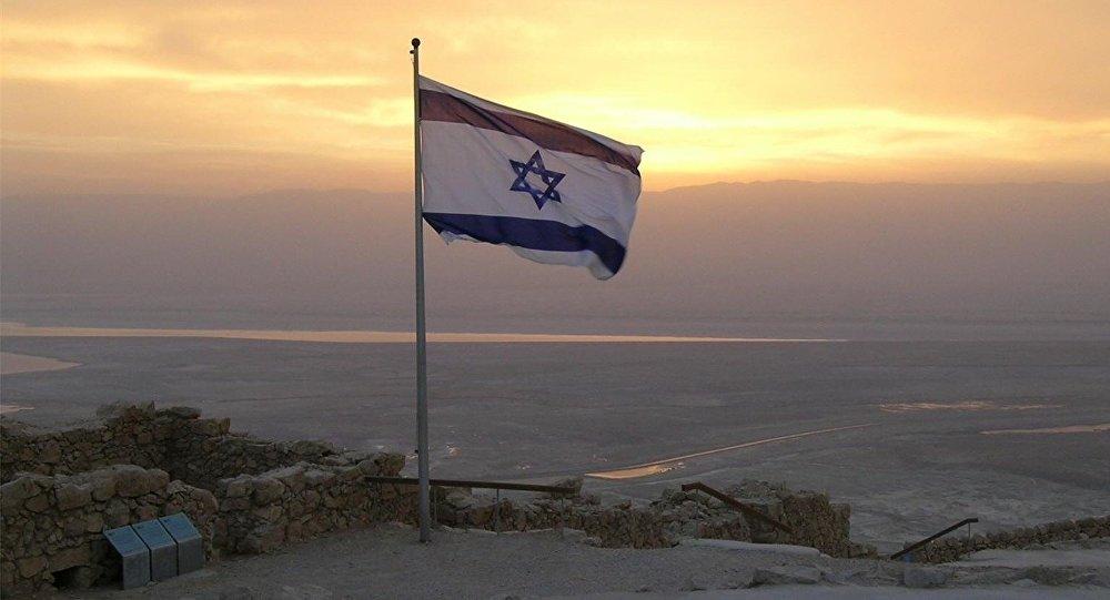 İsrail bayrağı, arxiv şəkli