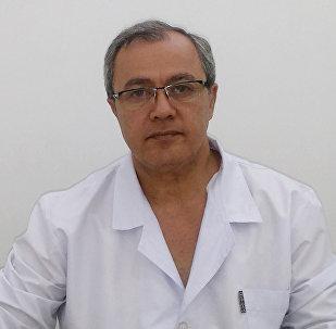 Tibbi ekspert Rasif Bağırov