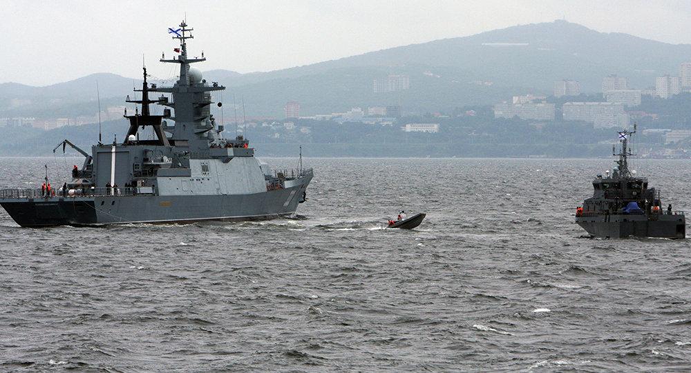 Международный конкурс Кубок моря -2017