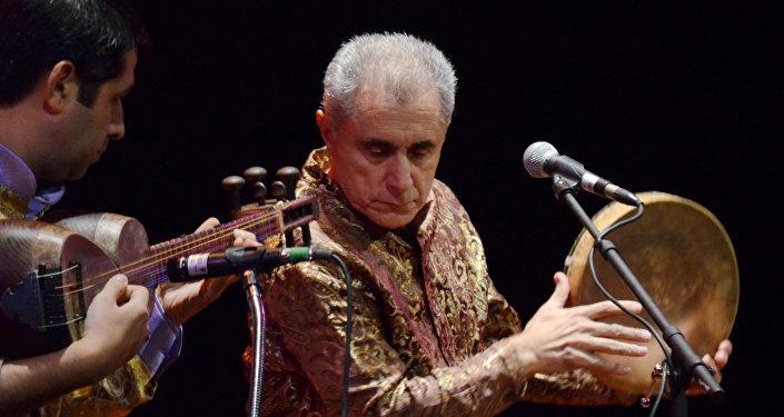 Алим Гасымов, фото из архива