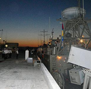 Ракетные катера Пейкан и Джовшан ВМС Ирана покинули Бакинский порт