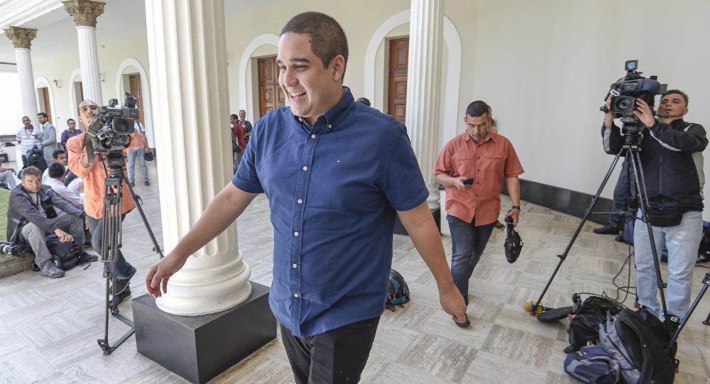 Сын лидера Венесуэлы Николас Мадуро Гуэрра