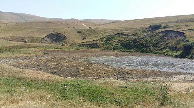 Территория, где были обнаружены оружия и боеприпасы