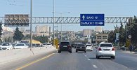 Трасса Баку-Сумгайыт, фото из архива