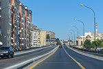 Мост на Тбилисском проспекте в Баку