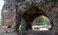 Памятник V-IX веков в селе Тюлю Балакенского района