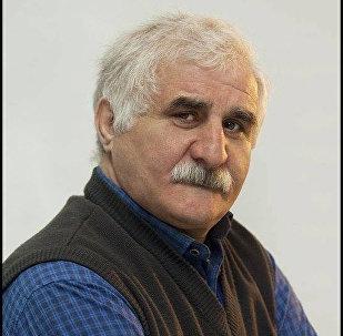 Azərbaycanın əməkdar artisti Mərdan Feyzullayev