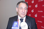 Вице-президент Федерации борьбы Азербайджана Эльчин Джафаров, фото из архива