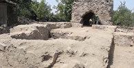 Находка археологов: развалины албанского храма обнаружены в Балакянах