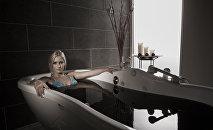 Нафталановая ванна