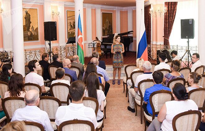 Встолице Азербайджана прошла церемония всвязи сгодовщиной независимости Индонезии