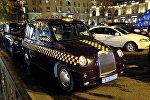Лондонское такси в Баку, фото из архива