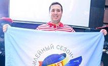 Директор Азербайджанской лиги КВН и Сборной Баку Джавид Шахбазбеков
