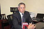 Временный поверенный в делах посольства Перу в Баку Луис Чанг Болдрини