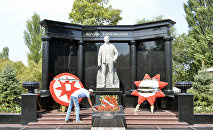 Могила Ровшана Лянкяранского