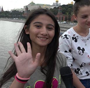 Tı super! Tansının iştirakçısı azərbaycanlılara salam deyir