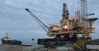 Группа шельфовых нефтегазоконденсатных месторождений АЧГ, фото из архива