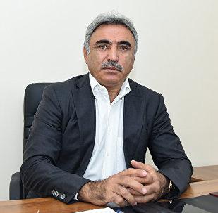 Azərbaycan Karate Federasiyasının prezidenti Yaşar Bəşirov