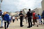 İspan polisi Barselonada, 18 avqust 2017-ci il