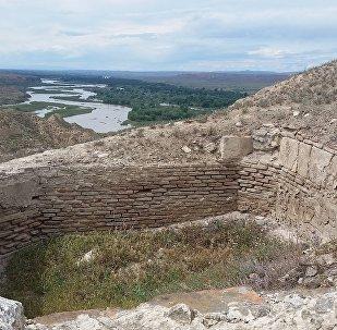 Tovuz rayonunda yerləşən qədim yaşayış məskəni Torpaqqala