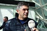 Neftçi futbol komandasının baş məşqçisi Elxan Abdullayev