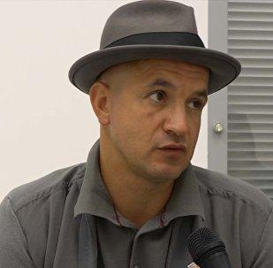 Егор Дружинин: Это конкурс в том числе и для меня