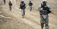 ABŞ ordusunun əsgərləri, arxiv şəkli