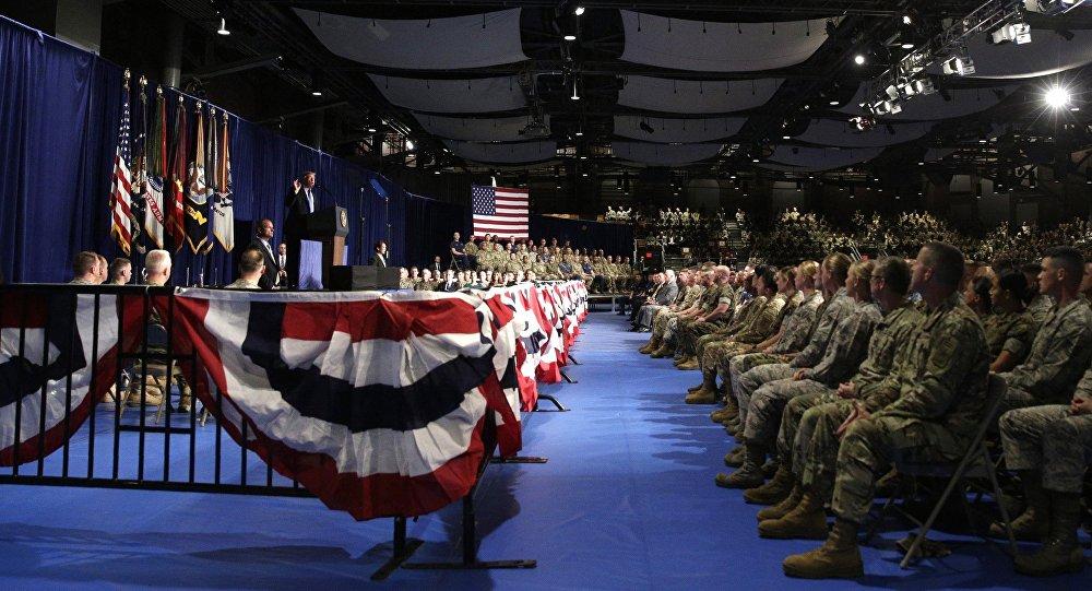 Трамп обещает «бороться допобеды» вАфганистане