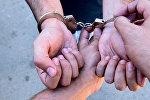 Арест, фото из архива
