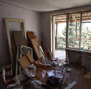 Снос домов Ясамальском районе города Баку