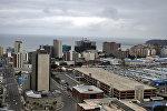 Cənubi Afrikanın Durban şəhəri, arxiv şəkli
