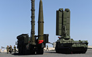 Зенитно-ракетный комплекс С-400 Триумф, фото из архива