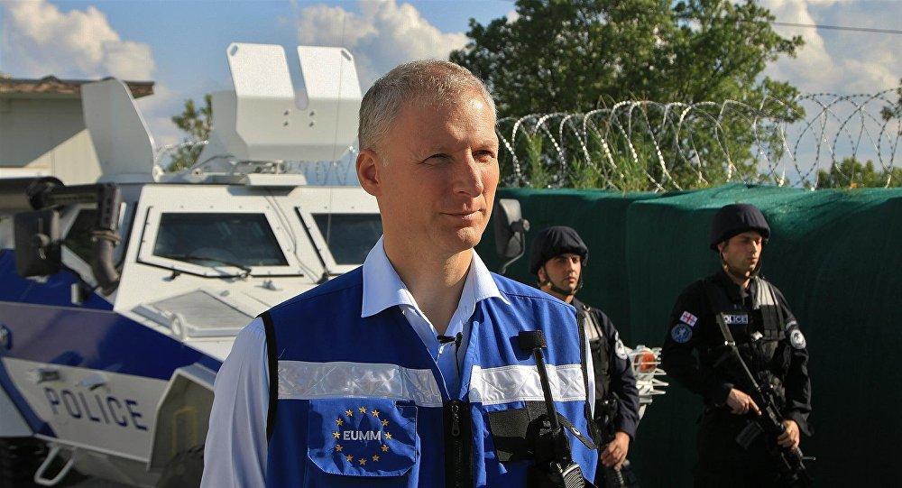 Литовский дипломат Кестутис Янкаускас