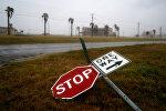 Последствия урагана Харви в США, фото из архива