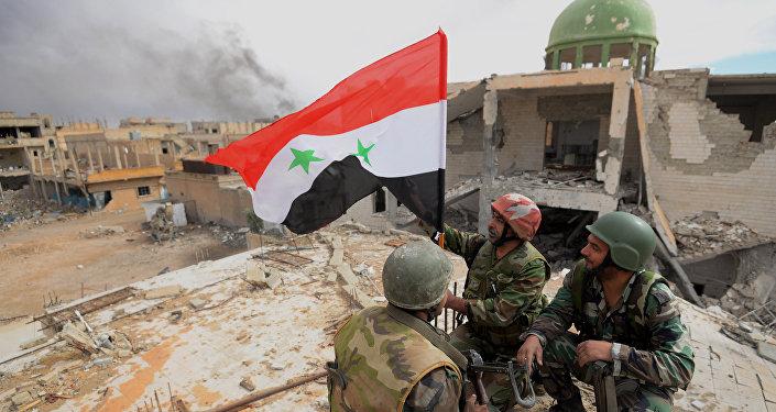 ВМИД допустили, что русские военные базы останутся вСирии