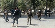 Əfqanıstan polisi, arxiv şəkli