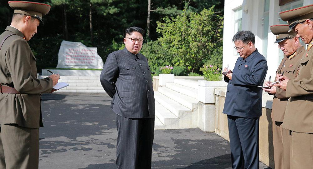 KXDR prezidenti Kim Çen İn