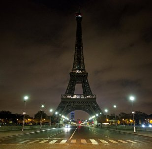 Eyfel qülləsi, Paris