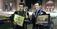 Şark taronaları (Şərq təranələri) XI Beynəlxalq Musiqi Festivalının qran-prisinin qalibləri