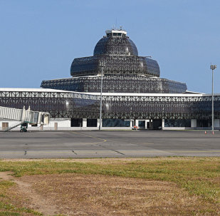 Южный терминал международного аэропорта Гейдар Алиев