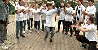 Танцевальный батл солистов театра Тодес и участников шоу Ты супер! Танцы
