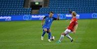 Футбольный матч между сборными Норвегии и Азербайджана, Осло, 2 сентября 2017 года