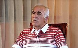 Народный артист Азербайджана Фикрет Вердиев, фото из архива