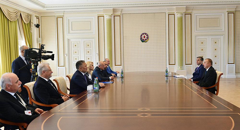 Состоялась встреча между главами МИД Азербайджана иГрузии