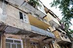 Nəsimi rayonu Keykab Səfərəliyeva küçəsi 25 ünvanında yerləşən yaşayış binası