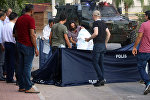 Mersin şəhərində MİT binasına hücuma hazırlaşan terrorçu-kamikadze məhv edilib