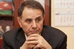 Заместитель руководителя Администрации Президента Азербайджана, заведующий отделом внешних связей Новруз Мамедов, фото из архива