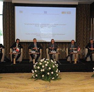 Мероприятие по твининг-проекту Укрепление национальной системы аккредитации Азербайджана