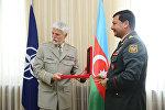 Azərbaycanla NATO arasında əməkdaşlıq məsələləri müzakirə olunub